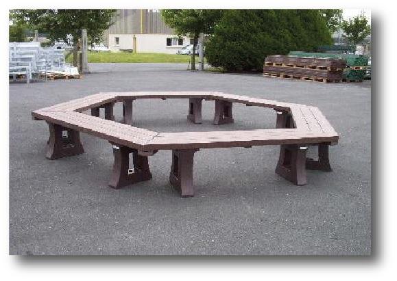 bancs tables eurosign. Black Bedroom Furniture Sets. Home Design Ideas