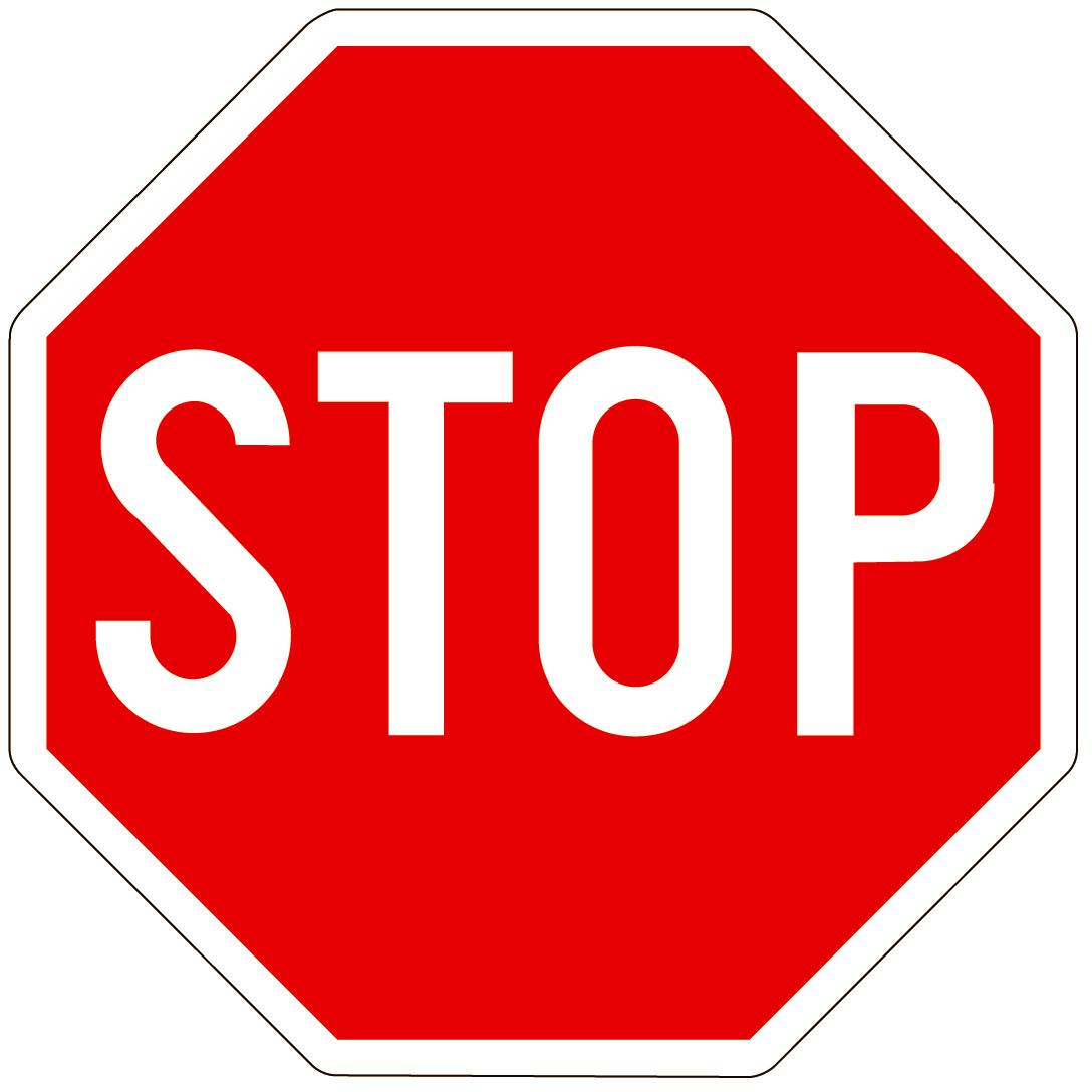 Panneaux routiers standards eurosign - Panneau de signalisation original ...